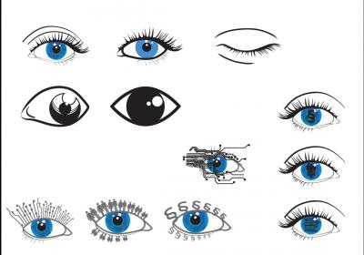Augen Variationen